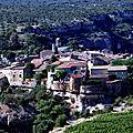 Minerve en occitanie dans le département de l'hérault