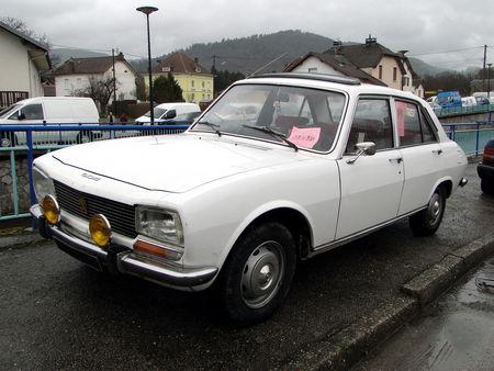 PEUGEOT 504 Berline modele de 1972 a 1974 Bourse Echanges de Vagney 2010 1