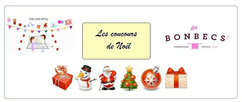 les concours de noel - les bonbecs 2