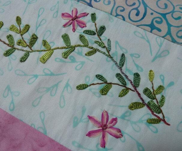 Branche fleurie 2
