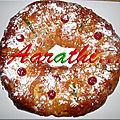 Bolo rei - portuguese king's cake