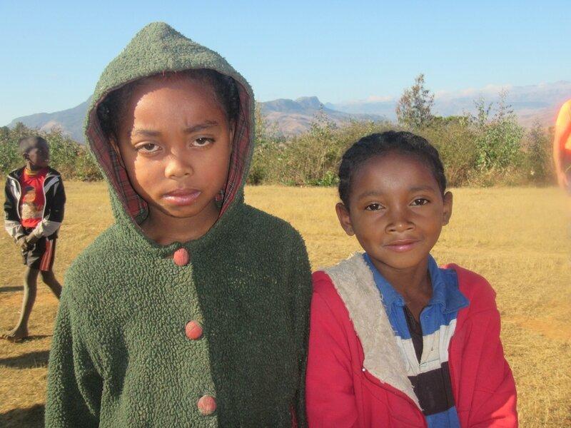 Les enfants de Sendrisoa