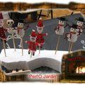 Décor Noel blog