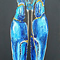 Le homard bleu