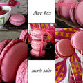 macarons griottes
