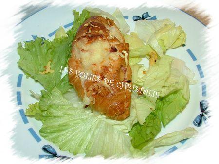 Croissants au jambon6