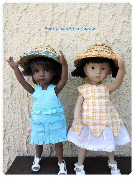 esyram - Défi Juillet 2013 - Thème Bleu et Jaune 1