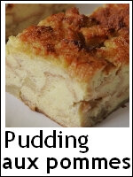 Pudding aux Pommes - index
