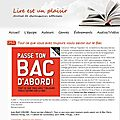 Passe ton bac d'abord ! (éditions horay)