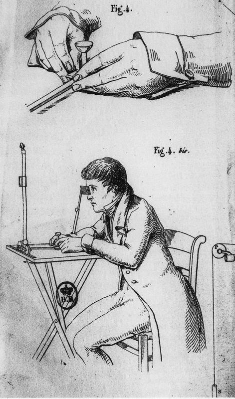 07. Diagraphe inventé par Charles GAVARD en 1831.