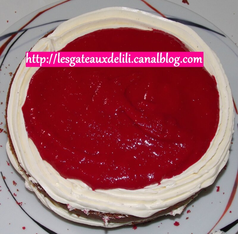 2014 05 29 - recette façon fraisier (14)