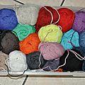 Plaid au crochet ( suite 2 )