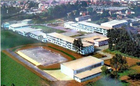 FOURMIES-Le Lycée Technique