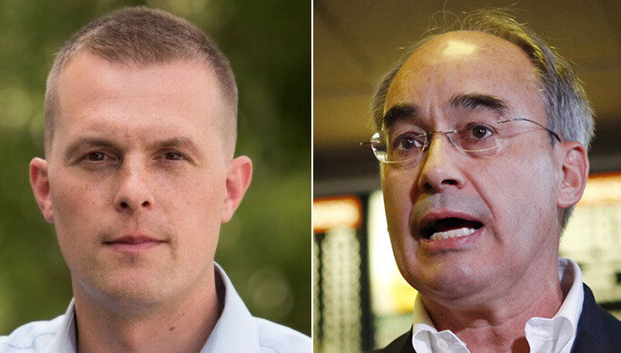 Midterms 2018 Maine battle Golden vs Poliquin