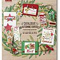 Nouveau catalogue automne hiver stampin'up !!!