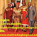 Le plus grand maitre marabout medium dagbegnon,medium voyant