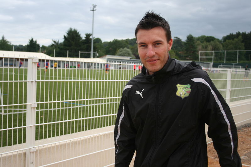 Monsieur Stages du FCBS Thibault Penin