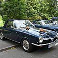 GLAS 1300 GT cabriolet 1965 Baden Baden (1)