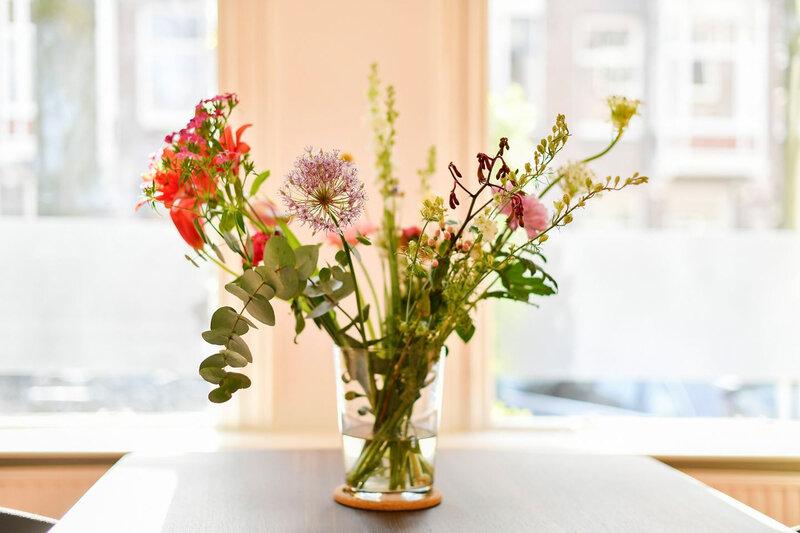 vase fleurs super joli