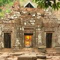 Temple Wat Phu - Champassak