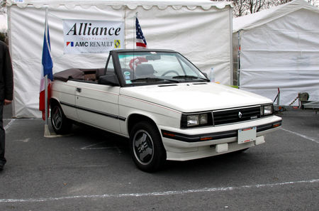 Renault_alliance_cabriolet_de_1987__1985_1987__23_me_Salon_Champenois_du_v_hicule_de_collection__01