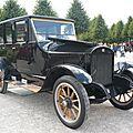 STANLEY Steamer 20HP Model 735D 7-Passenger 1919 Schwetzingen (1)