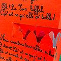 Poèmes des 6e de sainte-e pour