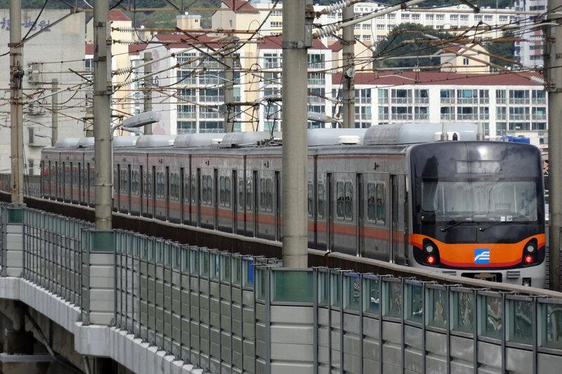 Métro Busan 1000 2