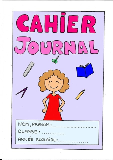 cahierjournalcolor