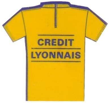 Pin's Tour de France 199X