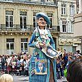 défilé de la Fête du Bouffon - St-Quentin - mai 2010