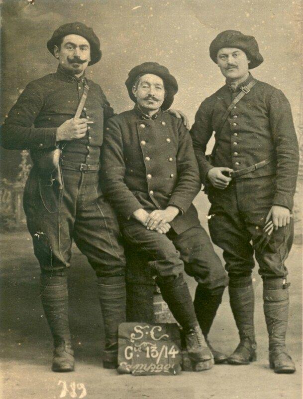 4e Rgt Génie 1915