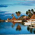 Escale en Polynésie
