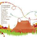L'affiche du 21 e festival !