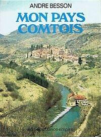 Livre André Besson Mon-pays-comtois