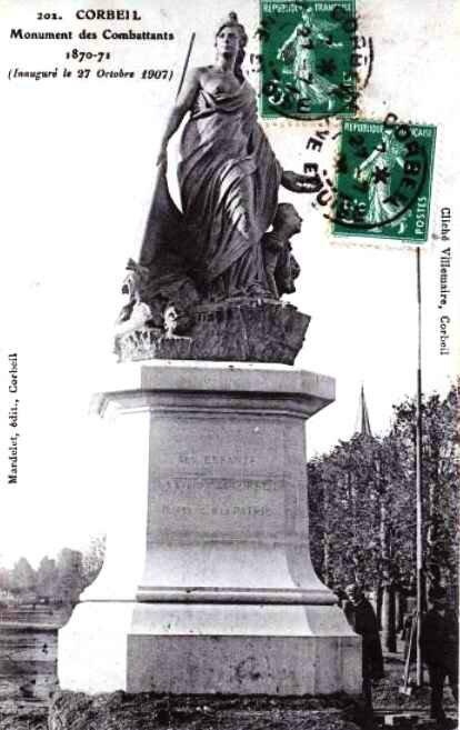 Monument Corbeil