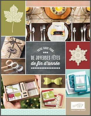 Stampin up catalogue automne-hiver-2013