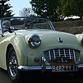 Triumph TR3 / 1956