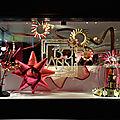 Création des vitrines fauchon paris place de la madeleine à l'occasion des 130 ans de la maison.