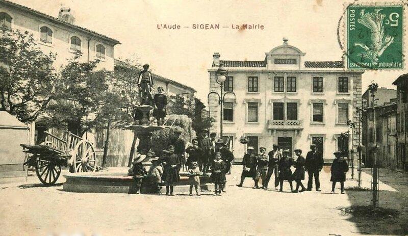 Sigean mairie (1)
