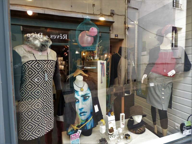 Boutique AWALPE - 7 rue traversiere à Cholet (49) -