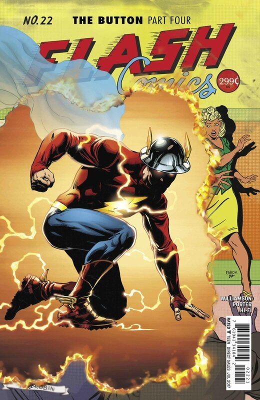 rebirth flash 22