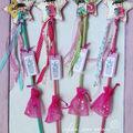 baguettes petites filles japonaises