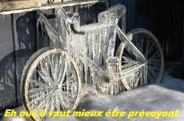 Vélo glace