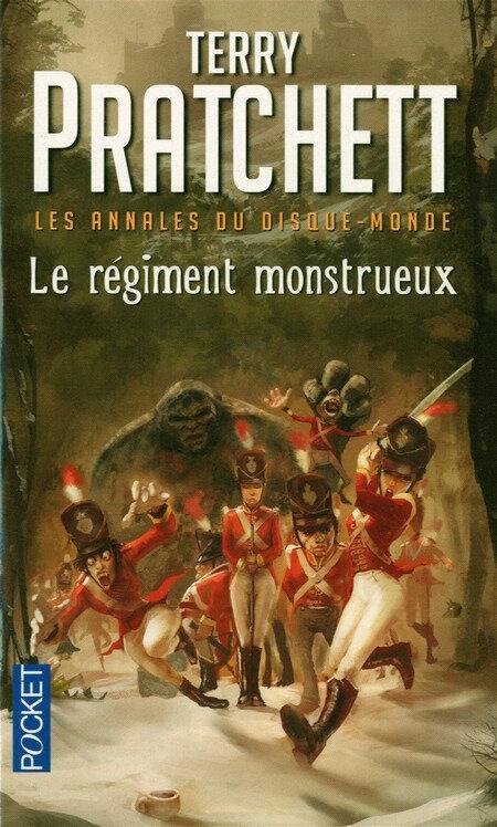 25 régiment monstrueux