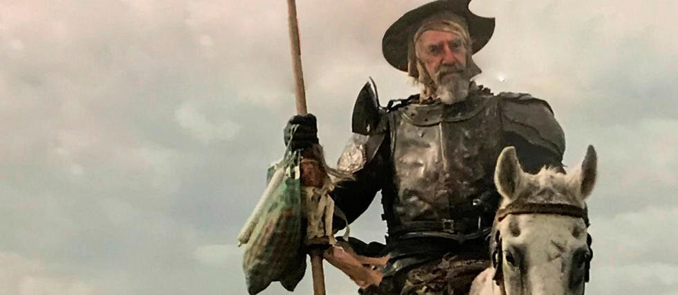 Don Quichotte de Terry Gilliam : fou à lier ?