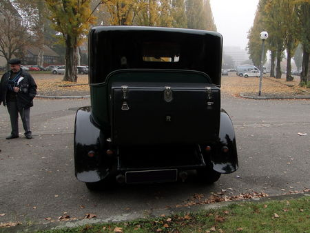 ROLLS ROYCE Phantom I Hooper 1929 Retrorencard 7