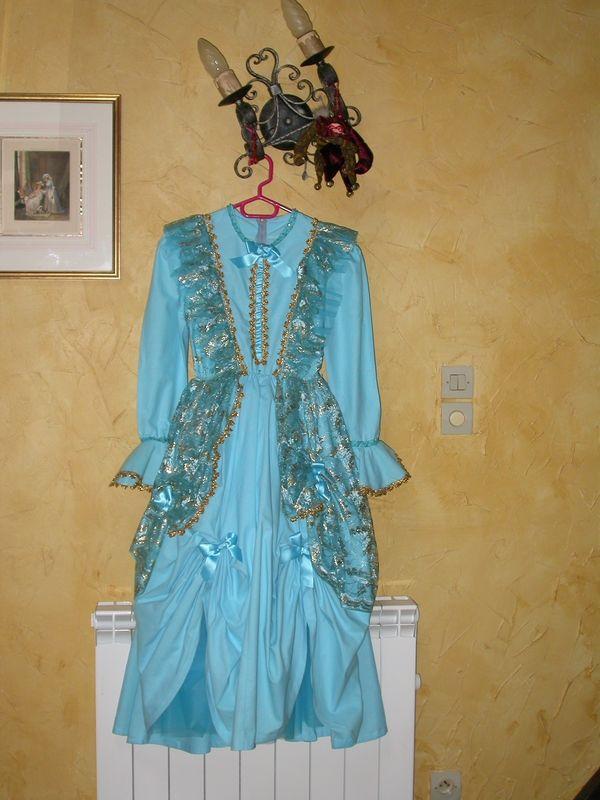 La robe de Noémie