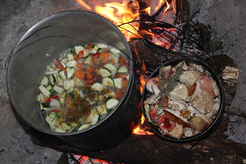 cuisine bivouac
