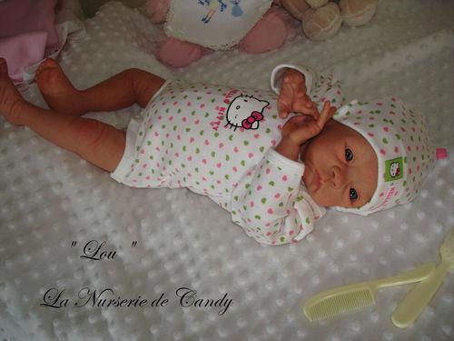 nouveau né reborn yeux ouverts